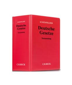 Schönfelder Deutsche Gesetzte Textsammlung 166