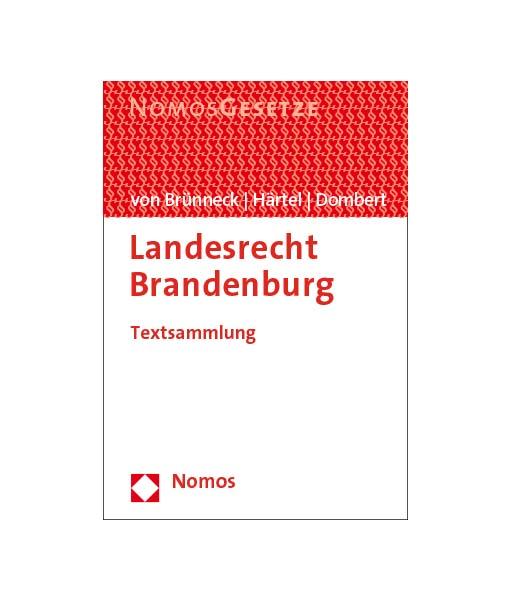 jurcase-gesetzestext-kommentar-mieten-kaufen-Nomos_Brandenburg