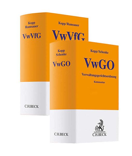VwGO-VwVfG-Altauflage-kaufen