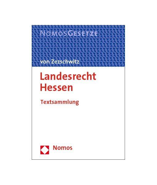 jurcase-gesetzestext-kommentar-mieten-kaufen-Nomos_Hessen