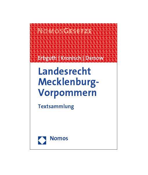 jurcase-gesetzestext-kommentar-mieten-kaufen-Nomos_Mecklenburg-Vorpommern