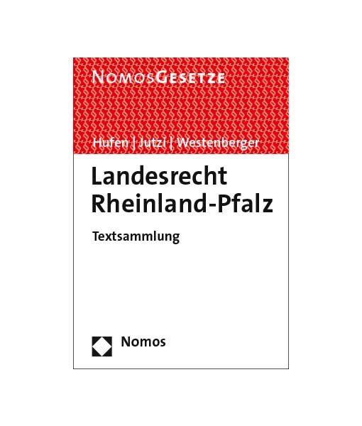 jurcase-gesetzestext-kommentar-mieten-kaufen-Nomos_Rheinland-Pfalz