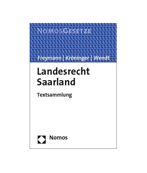 jurcase-gesetzestext-kommentar-mieten-kaufen-Nomos_Saarland