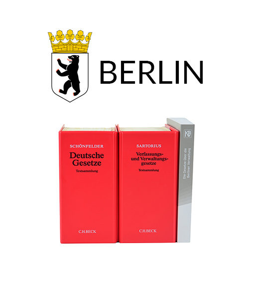 JurCase-Shop Lernpaket BERLIN