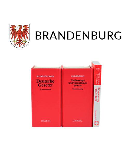 JurCase-Shop Lernpaket Brandenburg