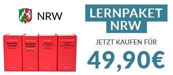JurCase-Shop Lernpaket NRW