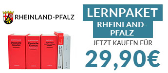 JurCase-Shop Lernpaket Rheinland-Pfalz