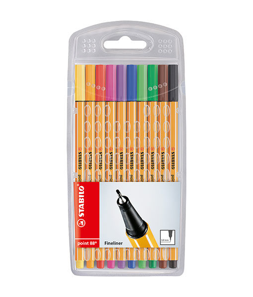 Stabilo Fineliner Point 88 JurCase-Shop
