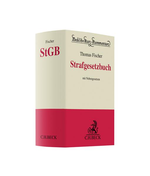 JurCase-Shop_Fischer-StGB_66. Auflage 2019_kaufen