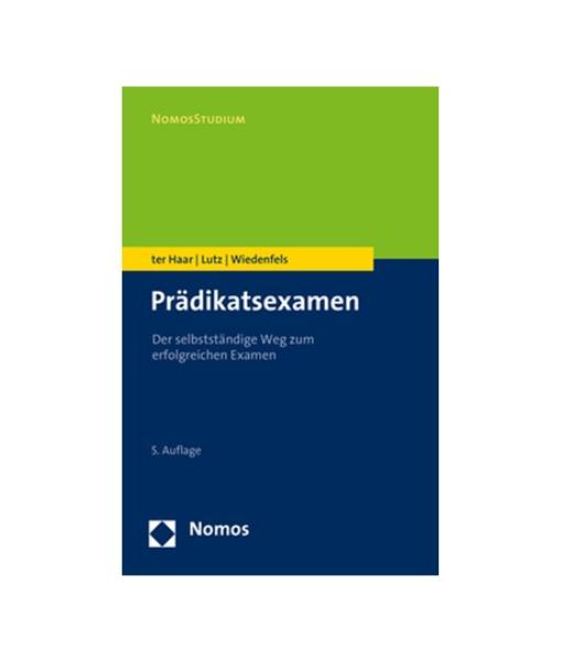 Praedikatsexamen 5 Auflage