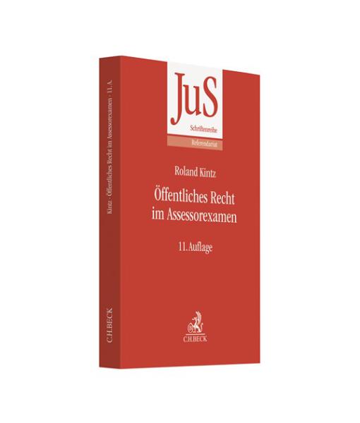 JuS Öffentliches Recht Assessorexamen 11 Auflage Kintz
